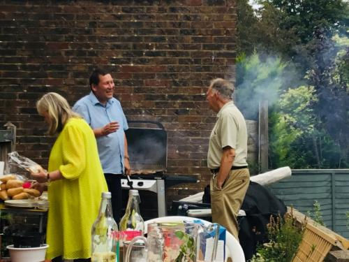 BBQ - Bible Study Group
