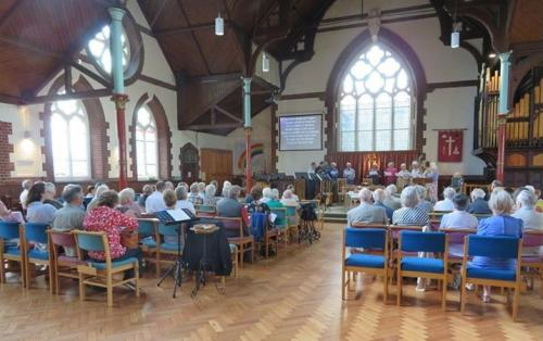 The Congregation on LEP day (2)